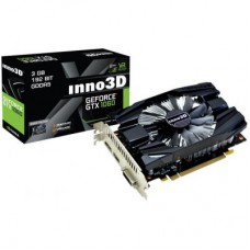 Видеокарта Inno3D GeForce GTX1060 3Gb Compact N1060-6DDN-L5GM