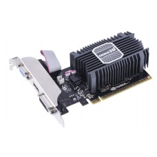 Видеокарта PCIE 1GB GeForce GT730 Inno3D LP N730-1SDV-D3BX